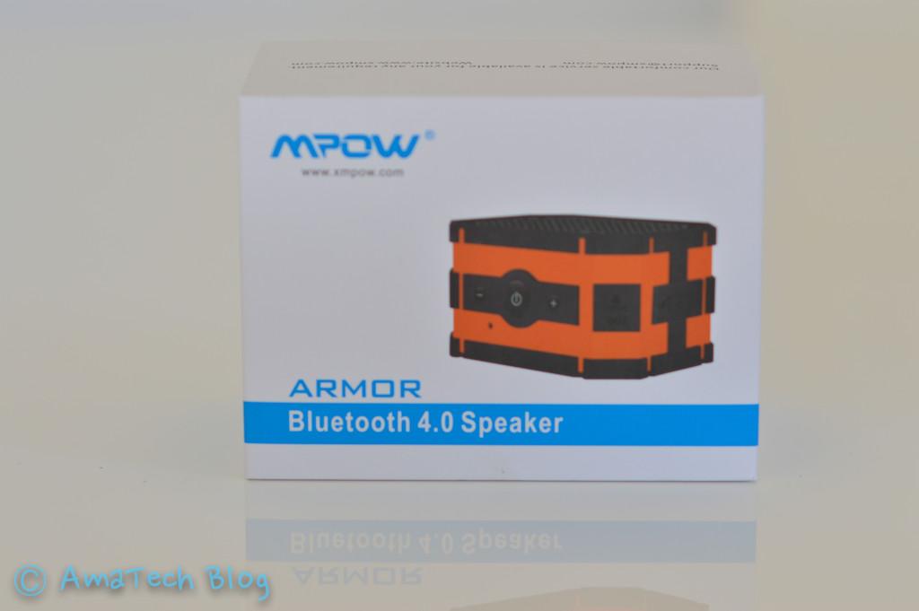Recensione MPOW Armor
