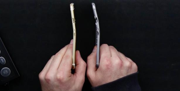 scocca di iPhone 6S