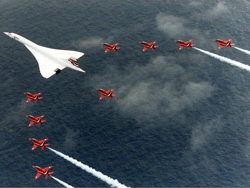 Concorde volerà di nuovo