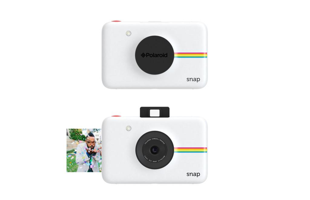 La nuova polaroid snap