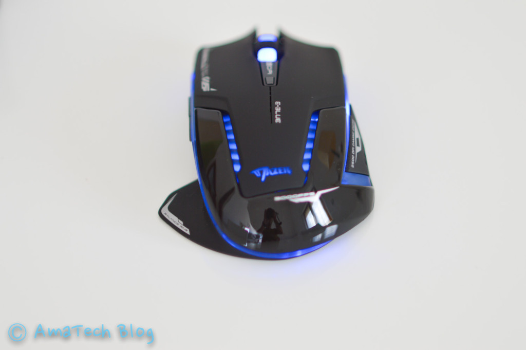 cobra 2 Mazer mouse ottico wireless 2500dpi