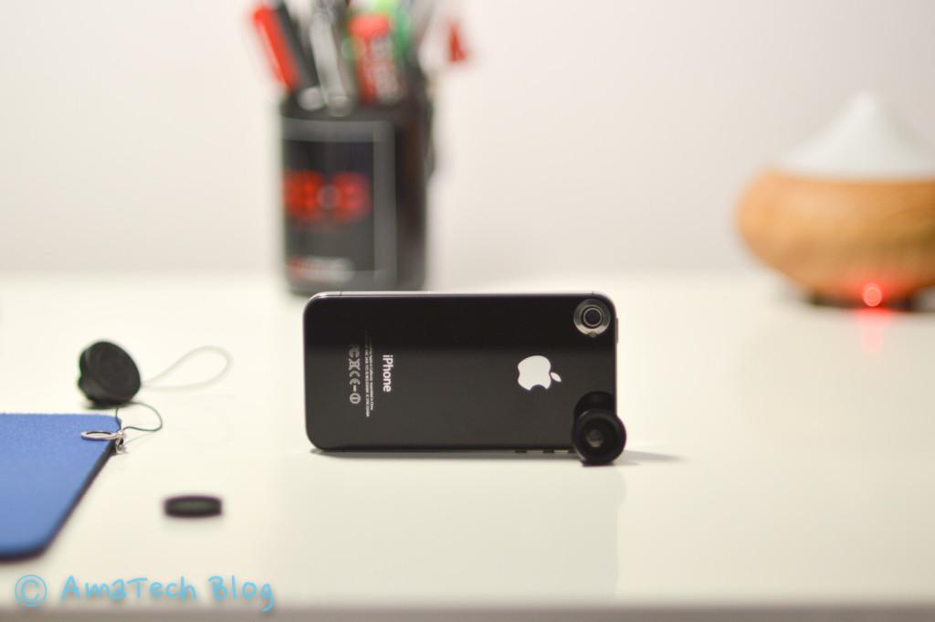 recensione lenti fotografiche economiche iPhone
