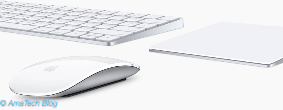 Apple lancia la nuova Magic Keyboard, Magic Mouse 2 e Magic Trackpad 2 oltre ad aver aggiornato la linea iMac