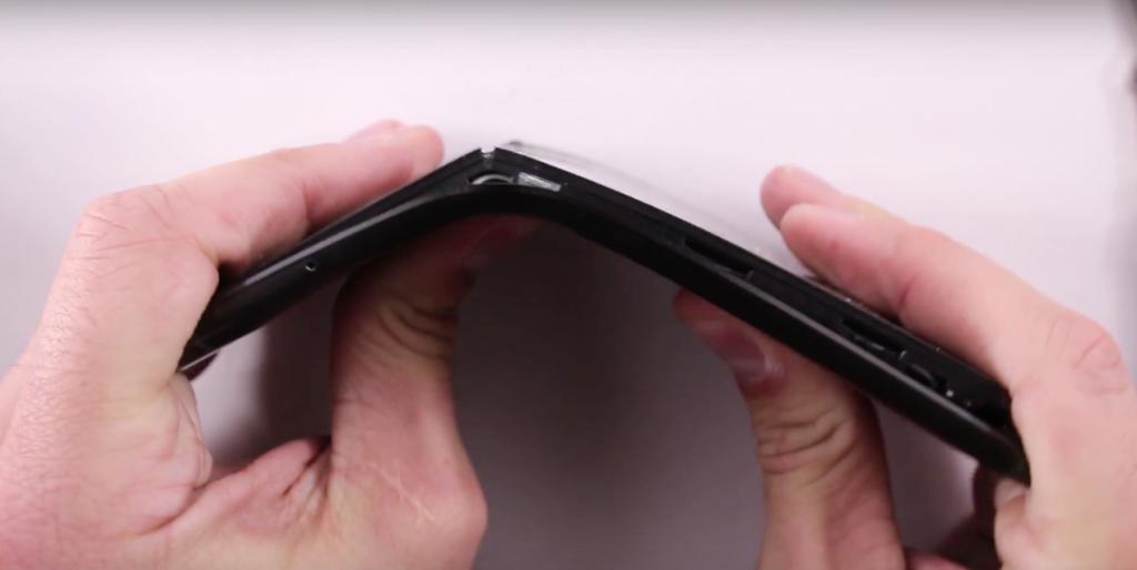 Bendtest Nexus 6P