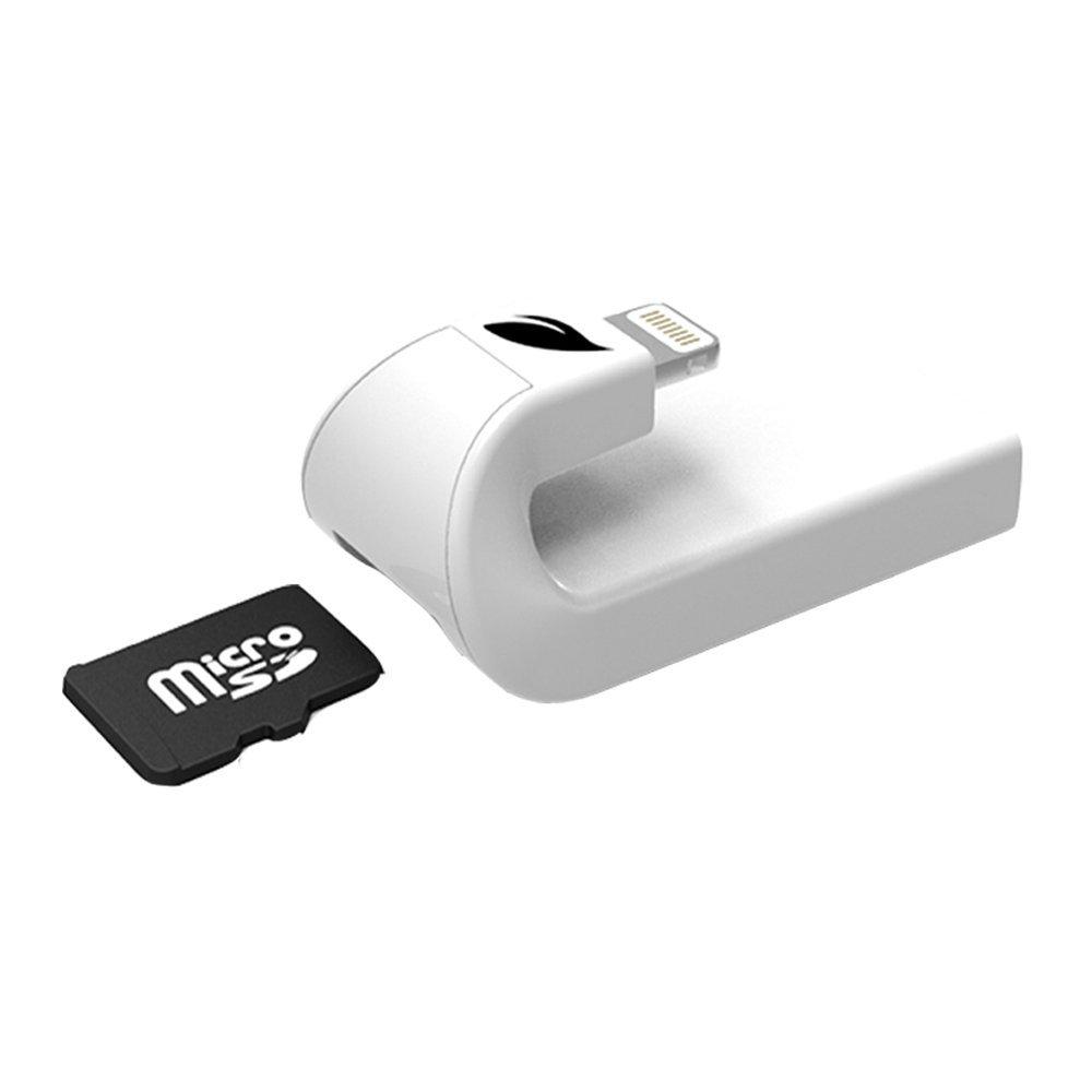 leggere microSD su iPhone