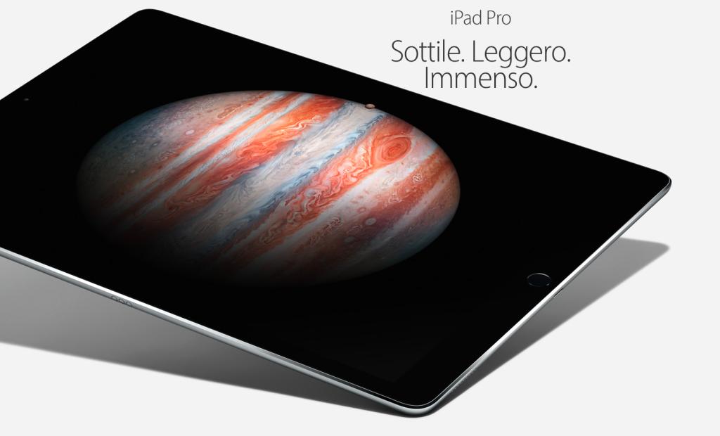 vendita iPad Pro