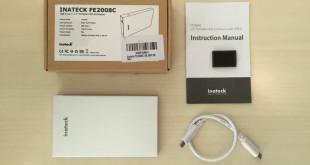 Box HDD SSD Inateck USB Type C 3.0