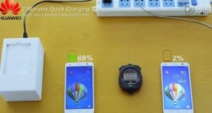 Huawei lancia la batteria che si ricarica velocissima