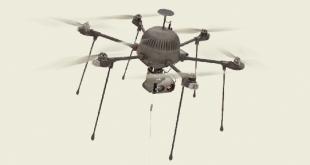PARC drone con batteria infinita