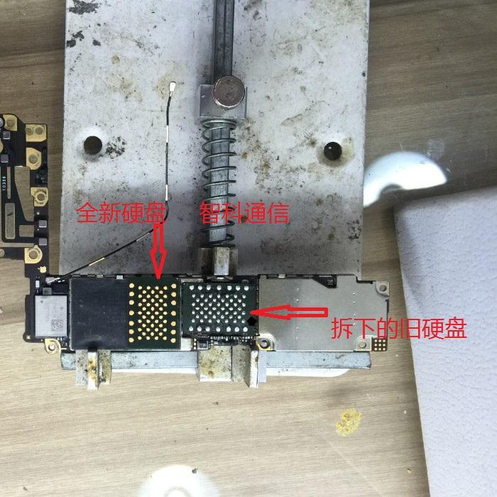 cambiare memoria iPhone 6