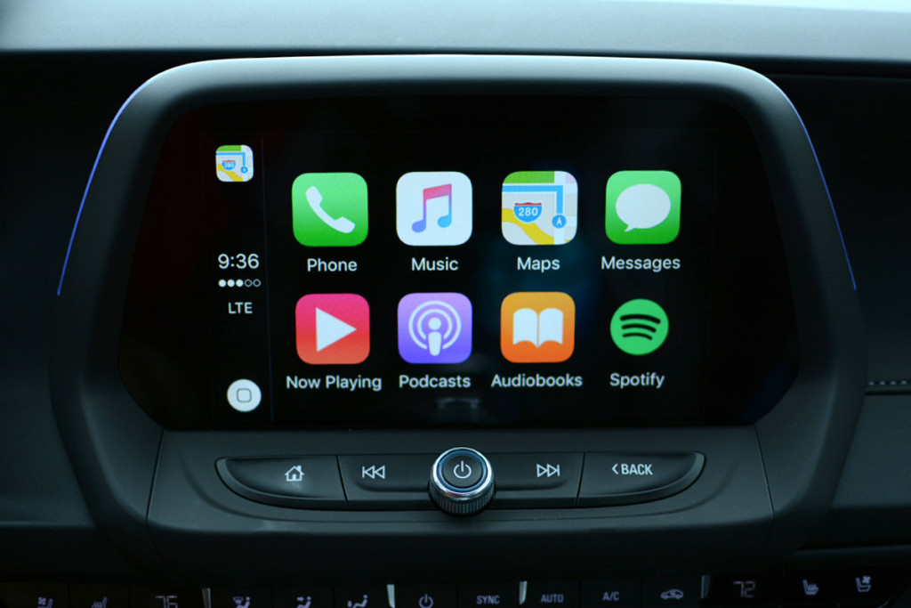 recensione Apple CarPlay