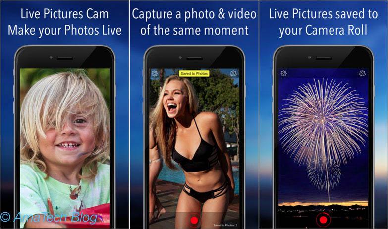 scattare live photos con iPhone