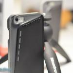 cavalletto dalle dimensioni ridotte Manfrotto Klyp per iPhone e Reflex