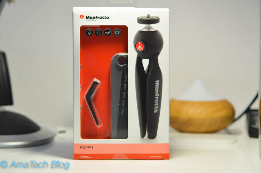 Manfrotto Klyp per iPhone