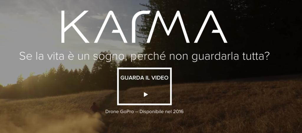 primo drone GoPro