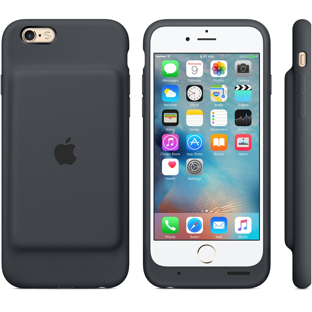 smart battery case per iPhone 6S