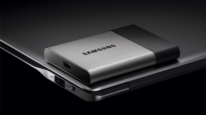 SSD Samsung esterno più capiente al mondo