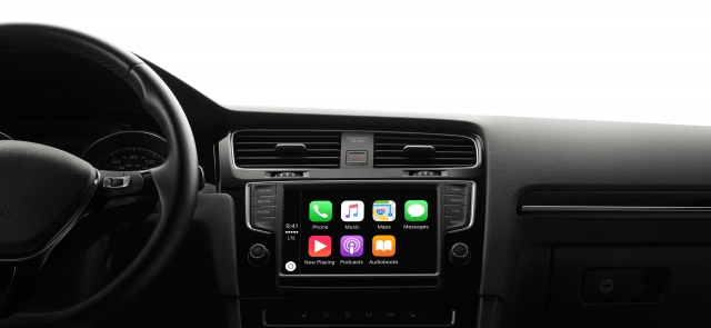 apple carplay disponibile a partire da ios 9.3