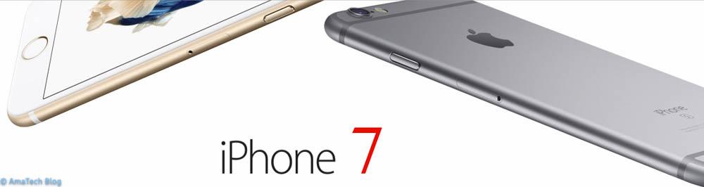 iPhone 7 avrà una memoria più grande