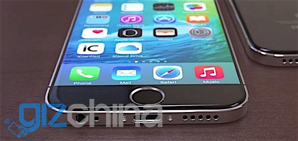 le prime immagini iPhone 7 completo