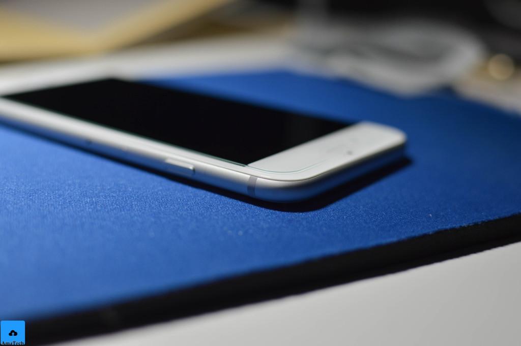 pellicola anker vetro temperato iPhone 6