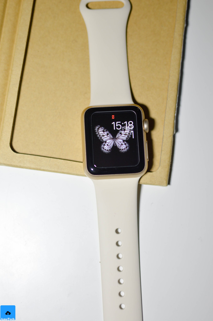 pellicola vetro doupi per apple watch