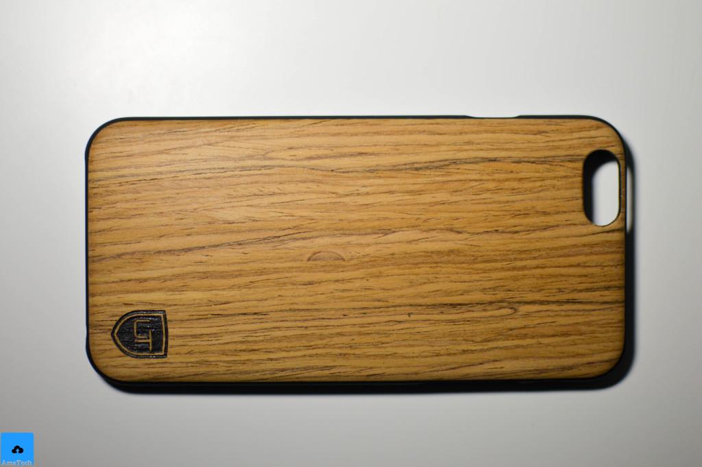recensione cover case legno palissandro