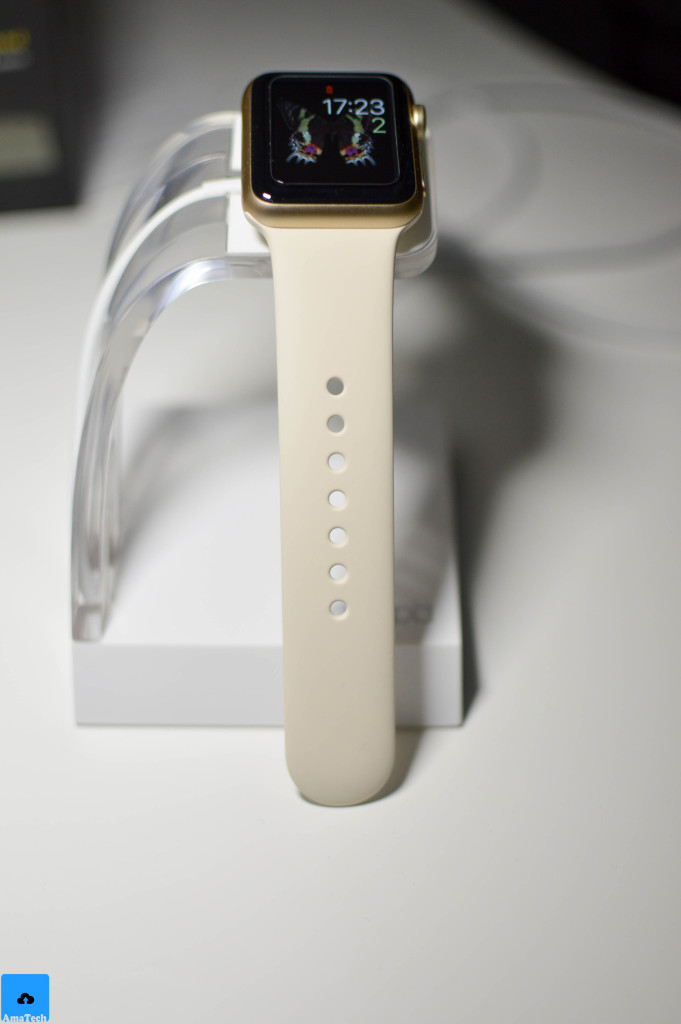 recensione doupi stand per apple watch