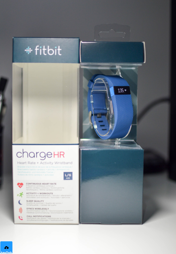 recensione fitbit charge HR