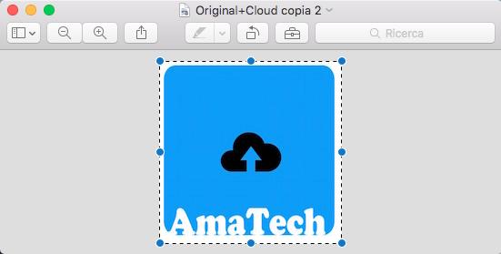 cambiare icona cartelle mac