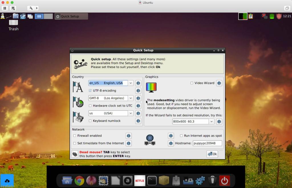 guida creare macchina virtuale Mac OS X con VMware