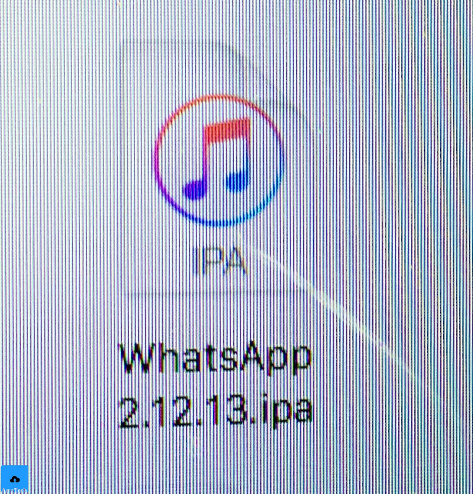 soluzione bug whatsapp 2.12.14