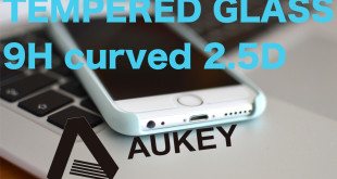 Aukey Vetro Temperato iPhone 6