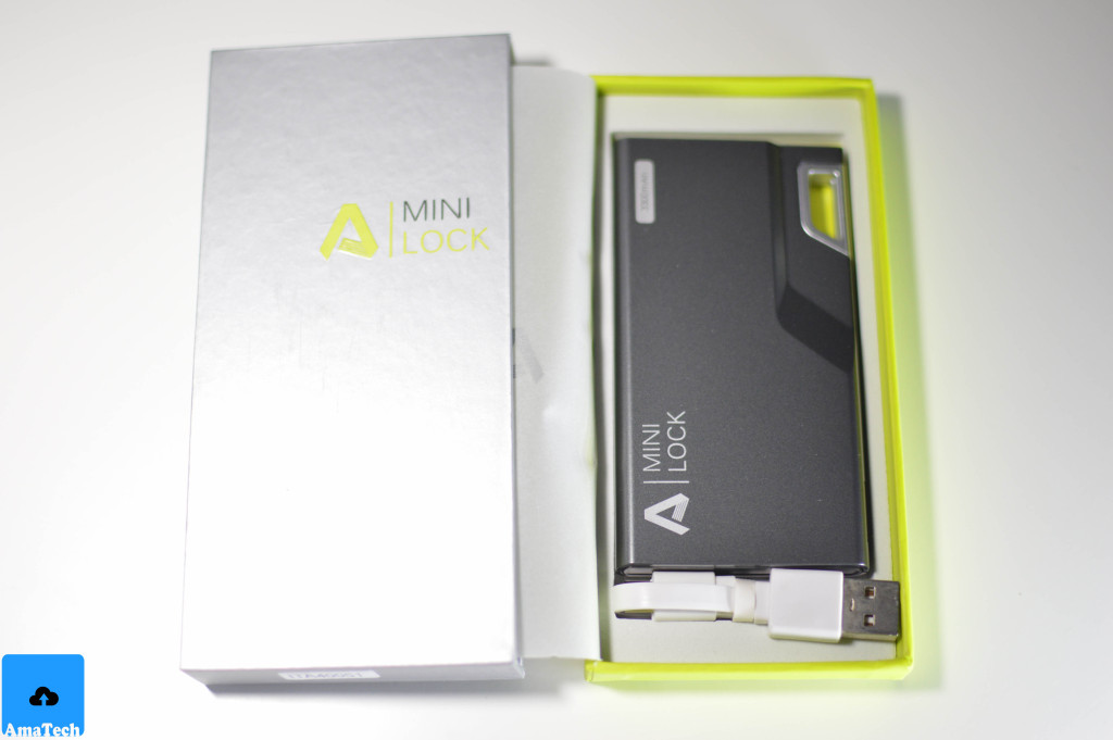 aukey mini lock
