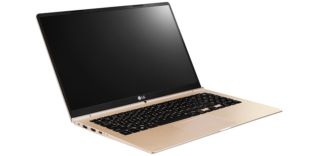 nuovo notebook LG col design di MacBook Air