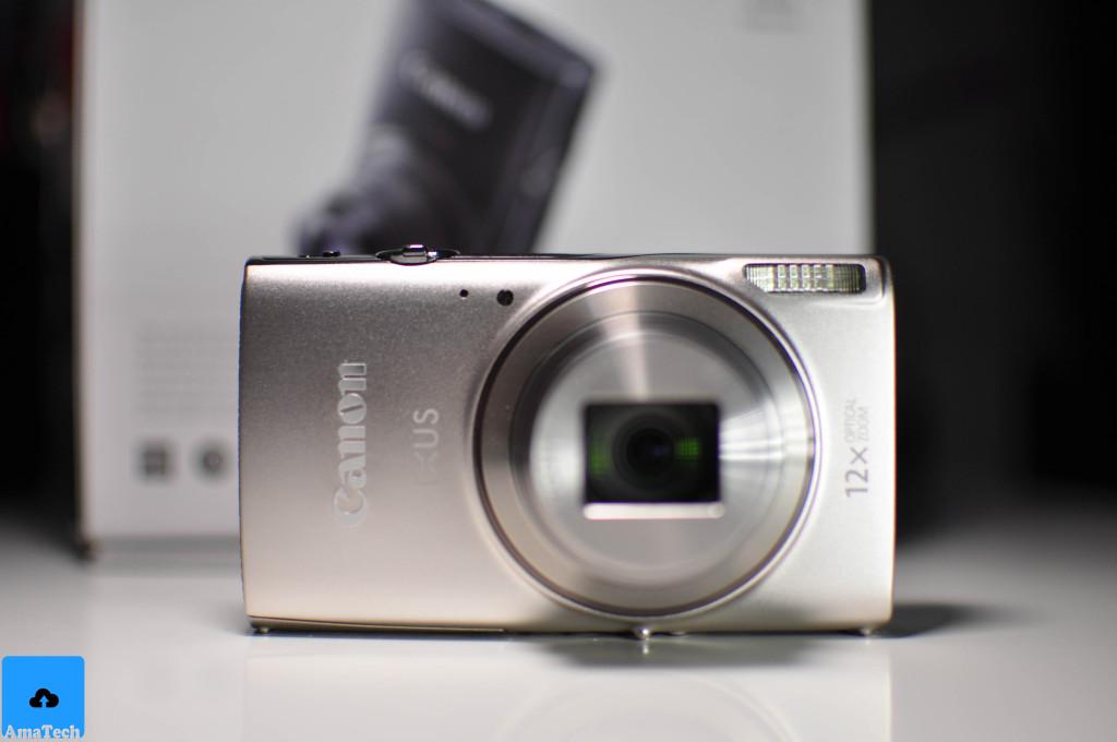 recensione fotocamera compatta professionale