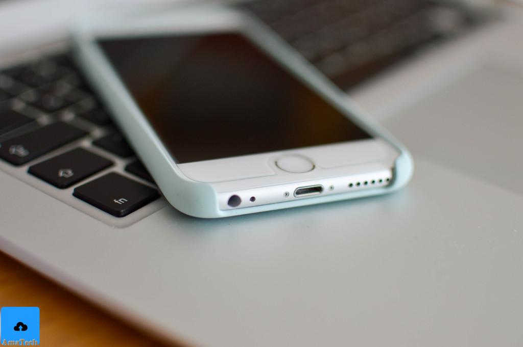 recensione pellicola vetro temperato aukey iPhone