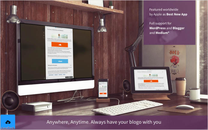 App gratis BLOGO
