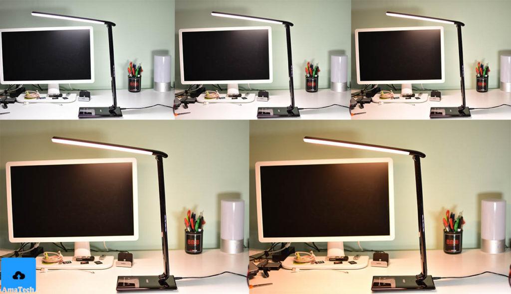 Lampada Aukey LT-T10