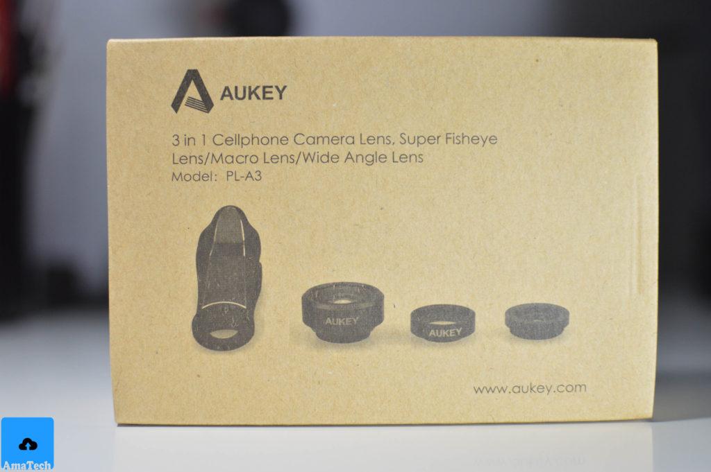 recensione Lenti per fotografia aukey