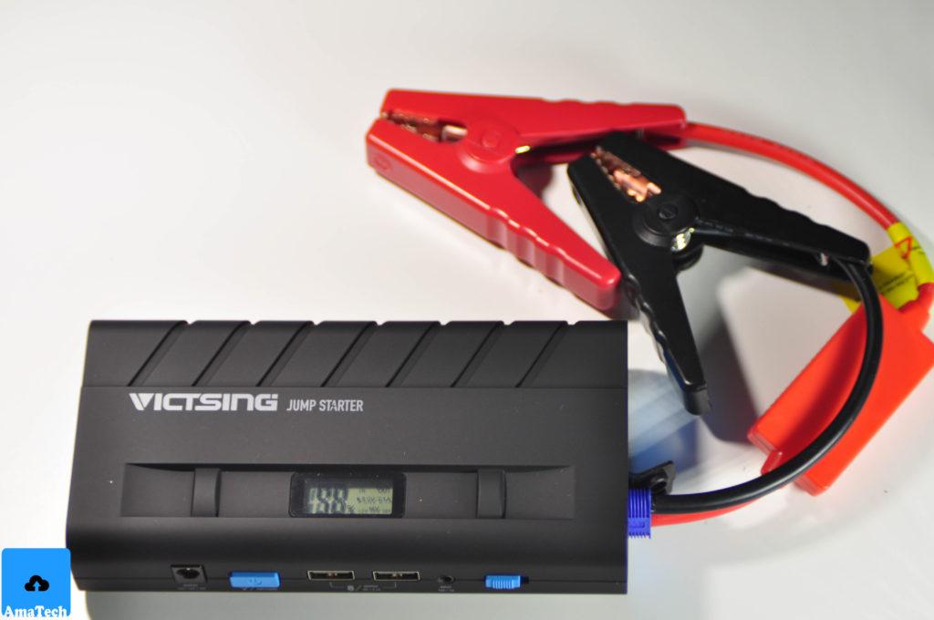 recensione avviatore auto moto portatile