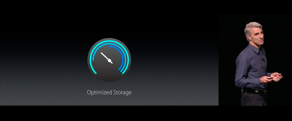 Optimized Storage