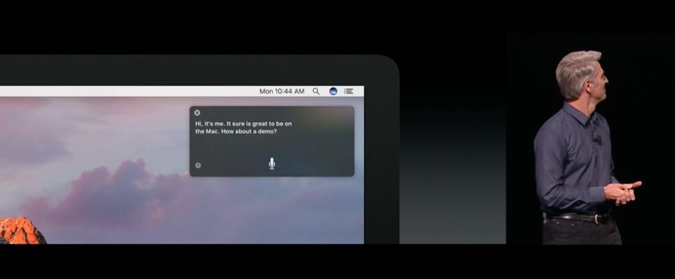 Siri su macOS
