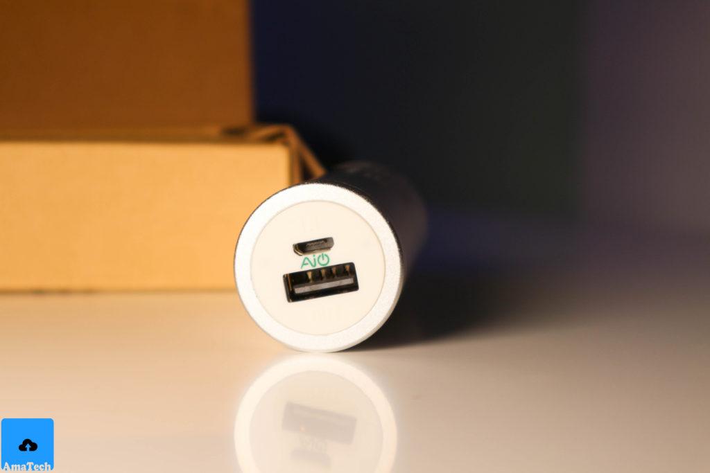 il miglior powerbank piccolo e potente aukey