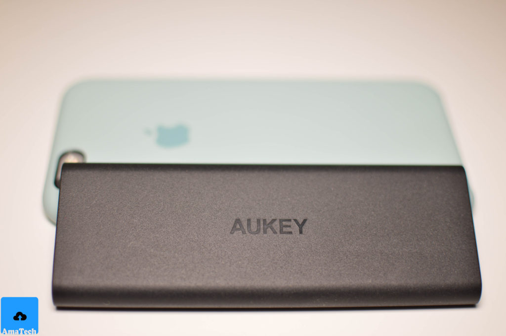 powerbank lightning aukey