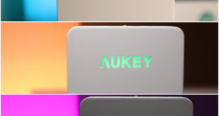 recensione batteria esterna aukey 12000