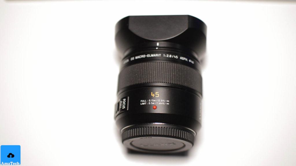 45mm f2.8 LEICA