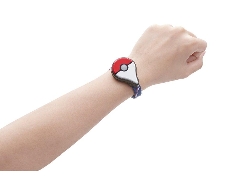 braccialetto per giocare a pokemon go