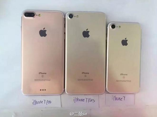 nuove immagini iPhone 7