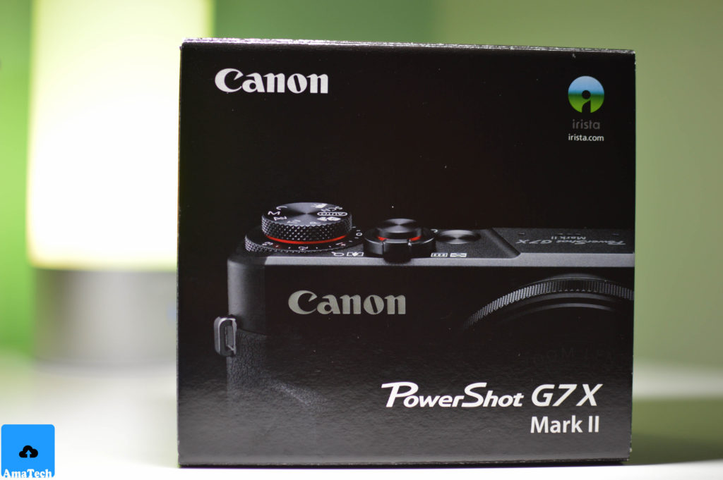 recensione canon powershot g7x mark ii